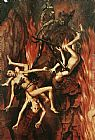 Hans Memling Last Judgment Triptych [detail 12] painting